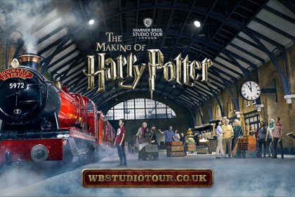 Séjour Cours et Activités en Angleterre – Option Harry Potter